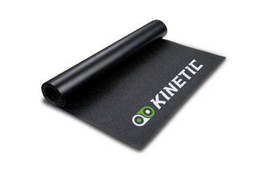Kinetic Trainingsmatte Größe 200 cm x 93 cm benutzte Testmatte