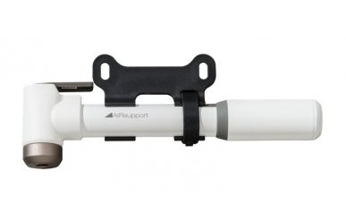 Bontrager Air Support Pump White