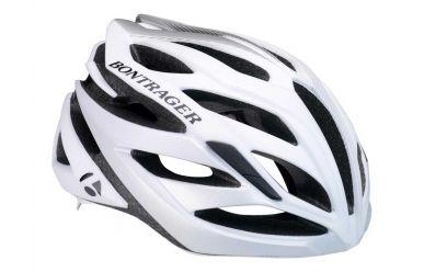 Bontrager Circuit Road Bike Helm White Silver S 51-57cm