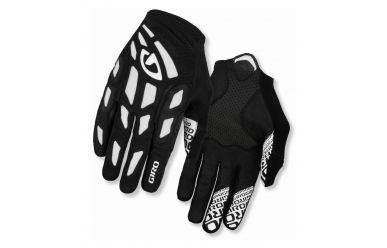 Giro Rivet Handschuhe 14M black/white M