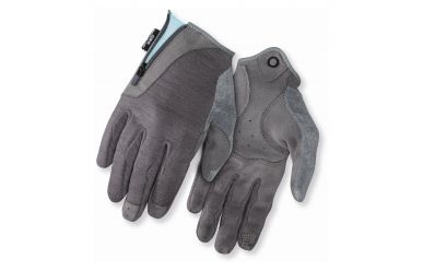 Giro Rulla Handschuhe 14W gray/milky blue M