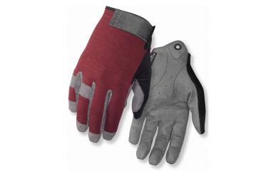 Giro Hoxton LF Handschuhe red heather M
