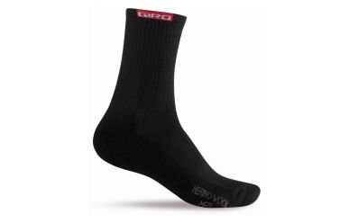 Giro Merino WinterWool Socks 14 black XL