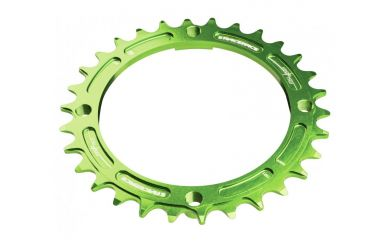 Race Face Chainring Single Narrow Wide 104x38 grün