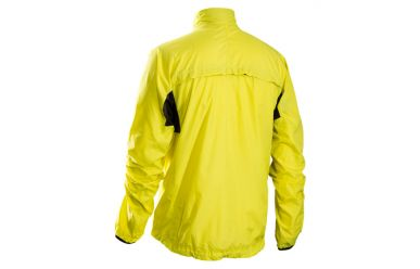 Bontrager Rhythm Jacke  Windshell XL Hot Green