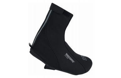 Gore Road Windstopper Soft Shell Thermo warme Wetterschutz Überschuhe Black