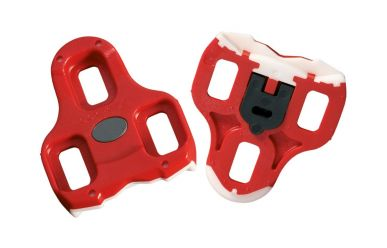 Look Keo Standart Pedalplatten Rot 9 Grad Auslösewinkel