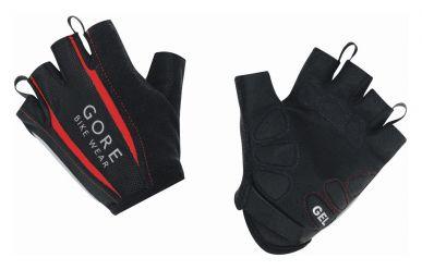 Gore Power 2.0 Handschuh Kurzfinger Black / Red