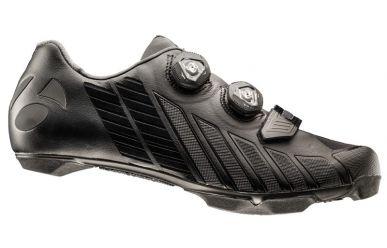 Bontrager XXX MTB Schuh extrem steife Carbonsohle, 2fach Boa Drehverschluss, griffigen Gummistollen, super leicht, Black