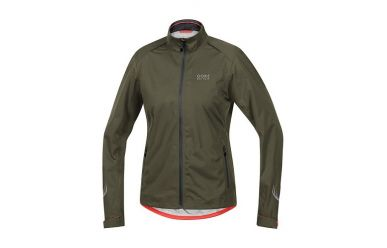 Gore Women GoreTex Active Shell Regenjacke Ivy Green