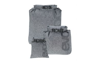Evoc Safe Pouch Set 1L-6L-9L  Black Heather Grey