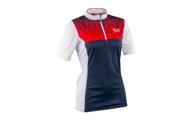Race Face Diy Trikot Navy Flame