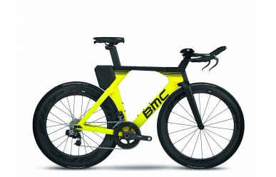 BMC TimeMachine TM01 Super Red Etap Yellow M-L