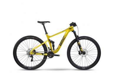 BMC SpeedFox SF02 SLX/XT Yellow M