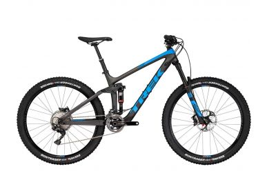 Trek Remedy 9.8 Matte Dnister Black/Waterloo Blue