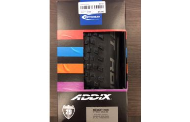 Schwalbe Rocket Ron Faltreifen 29 x 2,25 (57-622) Addix Speed, SnakeSkin Tubeless Easy, Evolution Line
