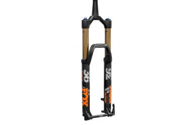 Fox 36 K FLOAT 29in F-S 160 3Pos-Adj FIT4 Matte Blk Orange Logo 15QRx110