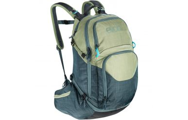 Evoc Explorer Pro 26L Heather Light Olive Heather Slate