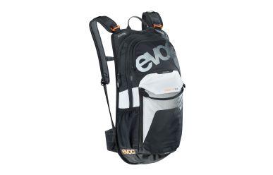 Evoc Stage 12L Team Black White /Neon Orange
