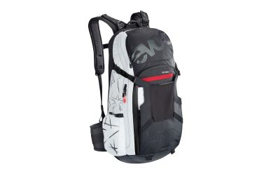 Evoc FR Trail Unlimited 20L Black White M/L