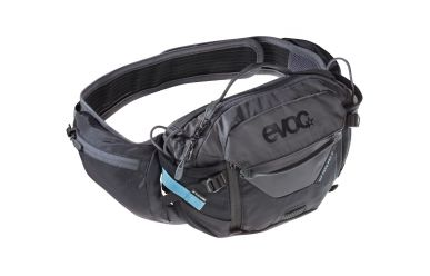 Evoc Hip Pack Pro 3L Black Carbon Grey