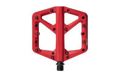 CrankBrothers Stamp 1 Flatpedal Red
