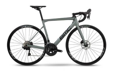 BMC Teammachine SLR02 DISC THREE Shimano 105 Airforce Grey 54cm
