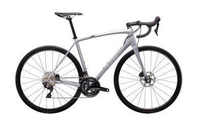 Trek Emonda ALR 5 Disc Matte Gravel Gloss Quicksilver 58cm