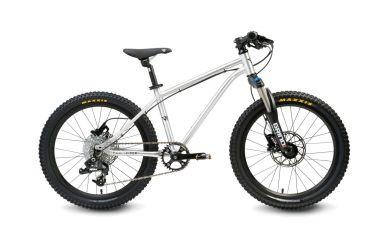 "Early Rider Hellion Trail Hardtail 20"" X5 9-Gang Brushed Aluminium"