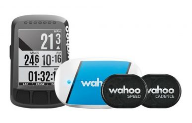 Wahoo Elemnt Bolt GPS Bundle inkl. TickR, Cadence und Speedsensor