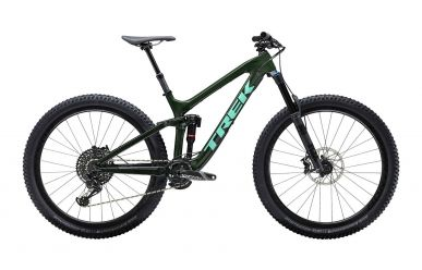 "Trek Slash 9.8 29"" British Racing Green 17.5"" Ausstellungsmodell"