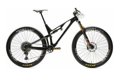 Unno Dash Factory XX1 Eagle 29 Komplettrad, Carbon Black, M/L/XL
