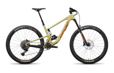 Santa Cruz Hightower 2 C S-Kit Dersert XXL