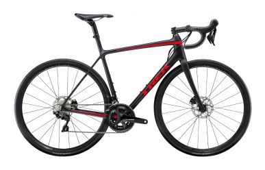 Trek Emonda SL 5 Disc Matte Trek Black Gloss Viper Red 64cm