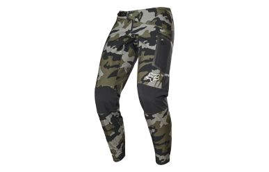 FoxHead Defend Fire Pant Green Camo