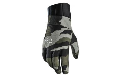 FoxHead Defend Pro Fire Handschuh Green Camo