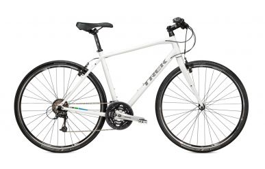 Trek 7.4 FX Crystal White