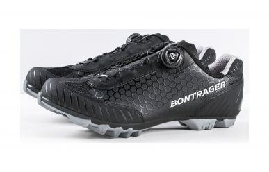 Bontrager Foray MTB Schuh Black