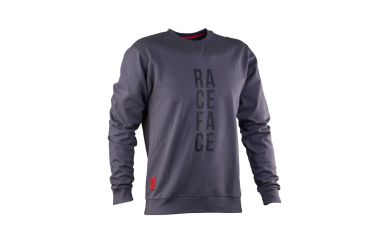 Race Face Cru Sweatshirt grey stacked