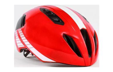 Bontrager Ballista MIPS Aero Road Helm Viper Red