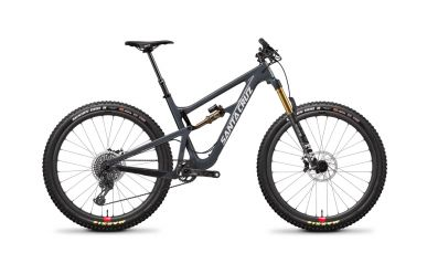 Santa Cruz Hightower LT CC Sram XX1 Eagle Reserve Black