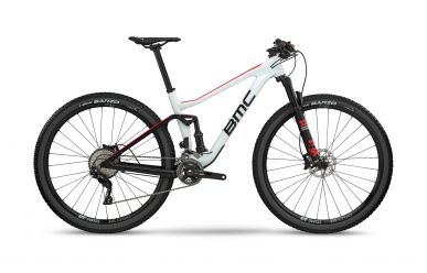 BMC Agonist AG02 ONE Shimano SLX/XT White