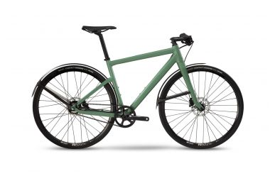 BMC Alpenchallenge 01 ONE Shimano Alfine 11  Fisher Green