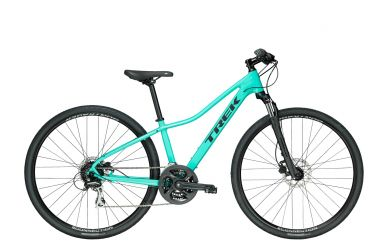 Trek Dual Sport 2 Womens Miami Green