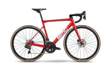BMC Teammachine SLR01 DISC THREE Shimano Ultegra Di2 Team Red