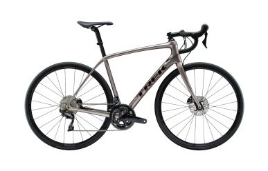Trek Domane SL 6 Disc Matte Gunmetal Gloss Black