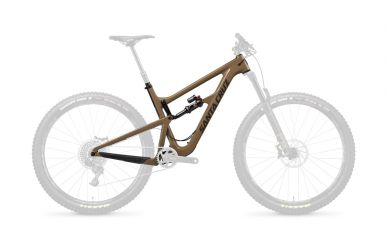 Santa Cruz Hightower LT CC Frameset Float Factory Brown