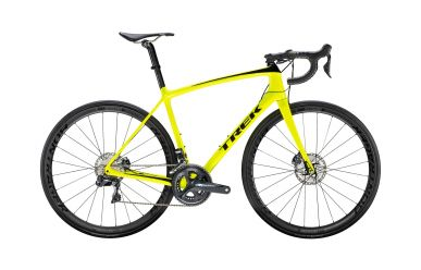 Trek Emonda SLR 7 Disc Radioactive Yellow Trek Black