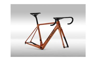 Factor O2 Disc Frameset Burnt Orange