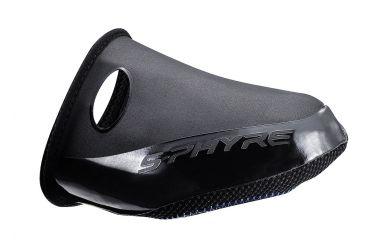 Shimano S-Phyre Überschuh nur Zehenbereich Black